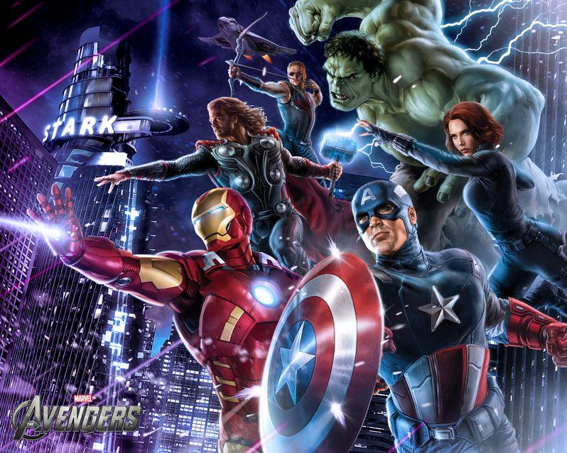 <strong><em>Marvel's The Avengers</em></strong> Wallpaper #11