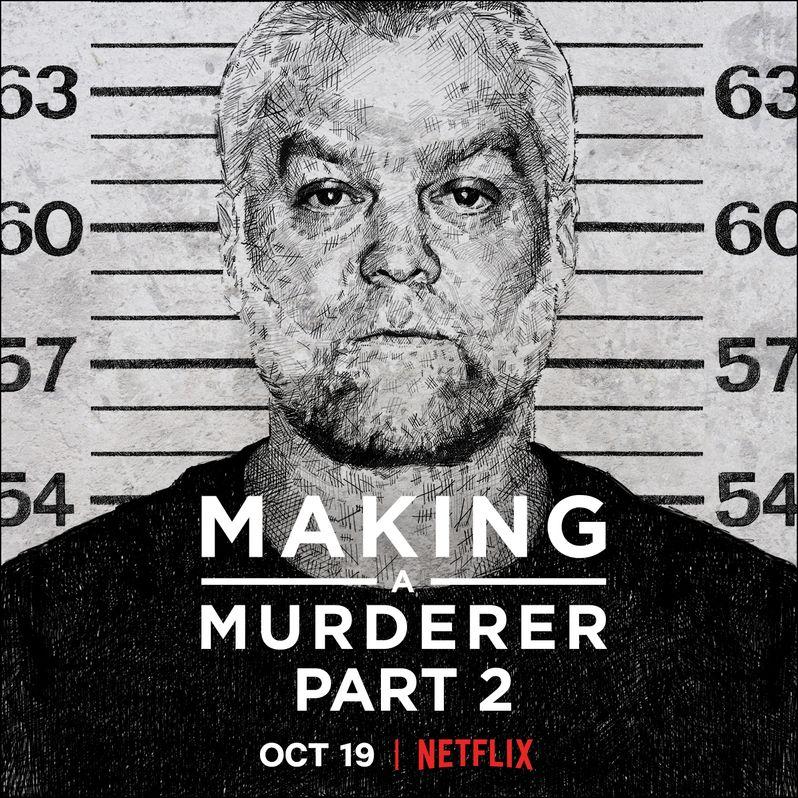 <strong><em>Making a Murderer</em></strong> Part 2 poster