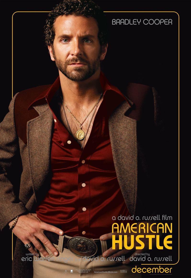 <strong><em>American Hustle</em></strong> Poster 3