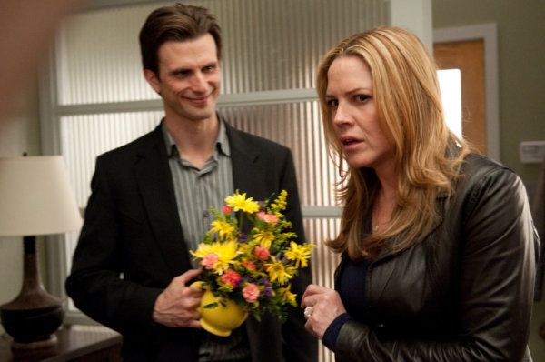 Mary McCormack and Fred Welle