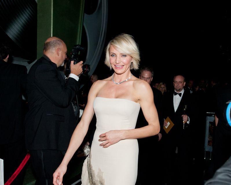 2012 Academy Awards Backstage photo 4