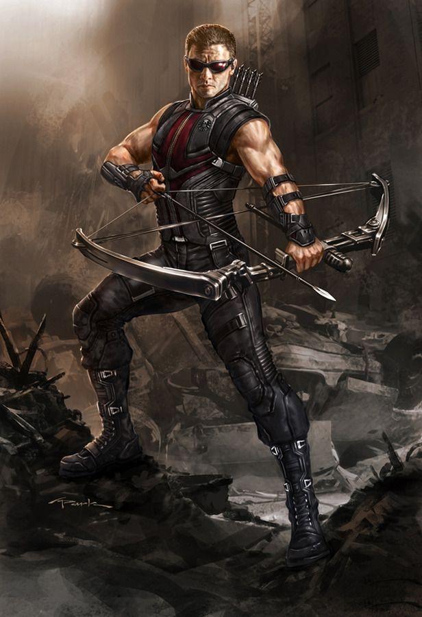<strong><em>Marvel's The Avengers</em></strong> concept art 8