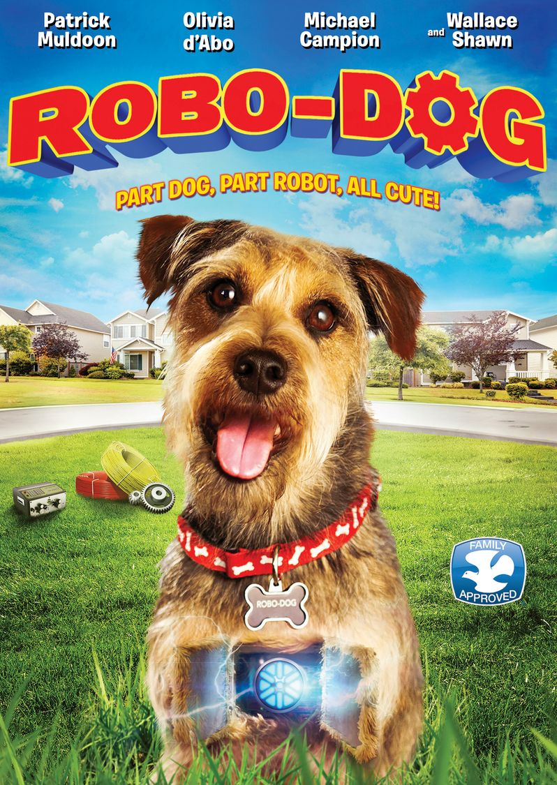 <strong><em>Robo-Dog</em></strong> Poster