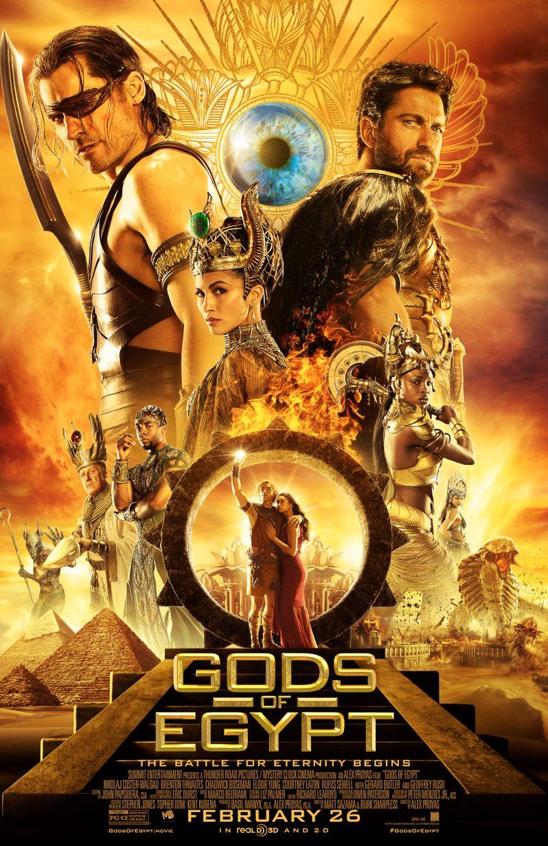 <strong><em>Gods of Egypt</em></strong> photo 1