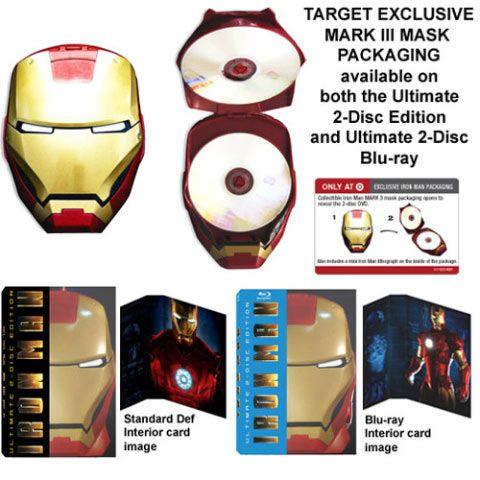 Iron Man Target Exclusive