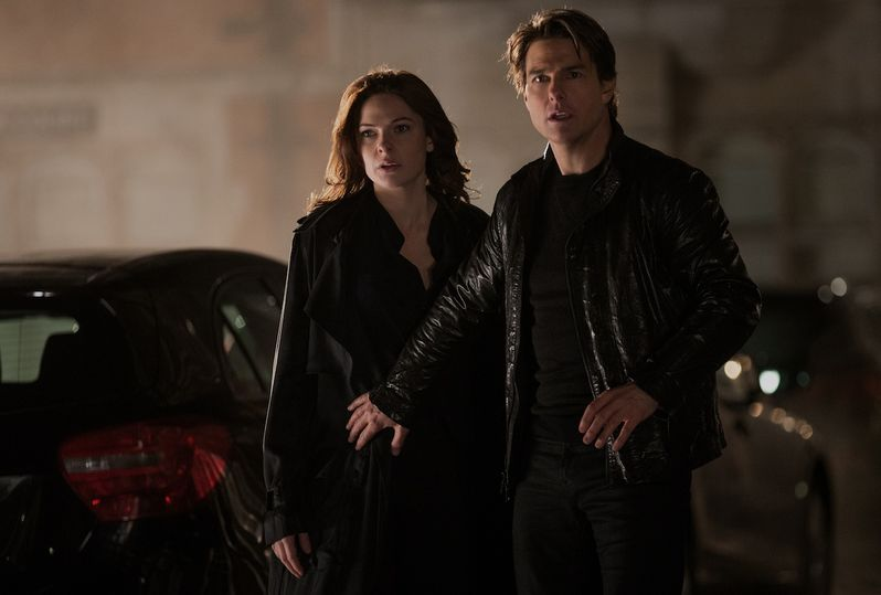 <strong><em>Mission: Impossible Rogue Nation</em></strong> Photo 10