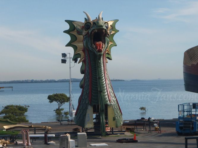 Dragon Prow from The Voyage of The Dawn Treader