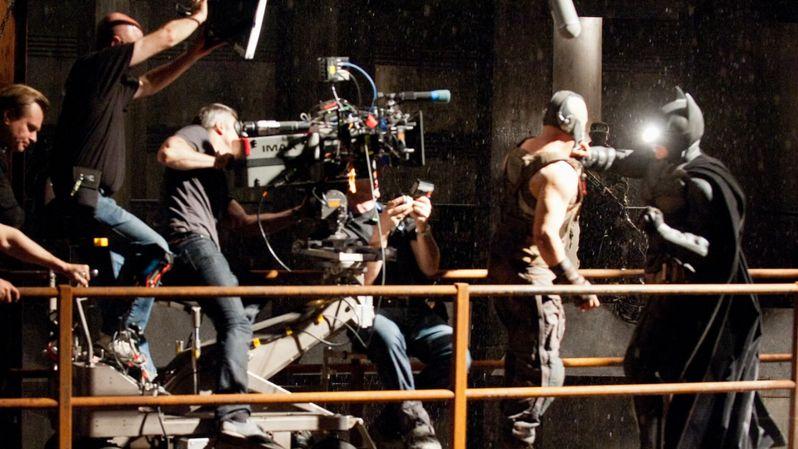 Bane Vs. Batman: Anatomy of A Fight Photo 10