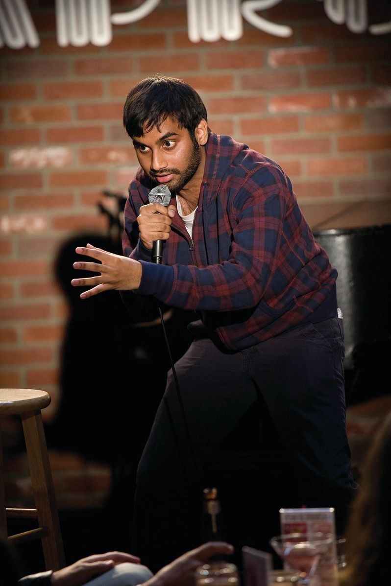 Aziz Ansari Brings the Laughs in Funny People