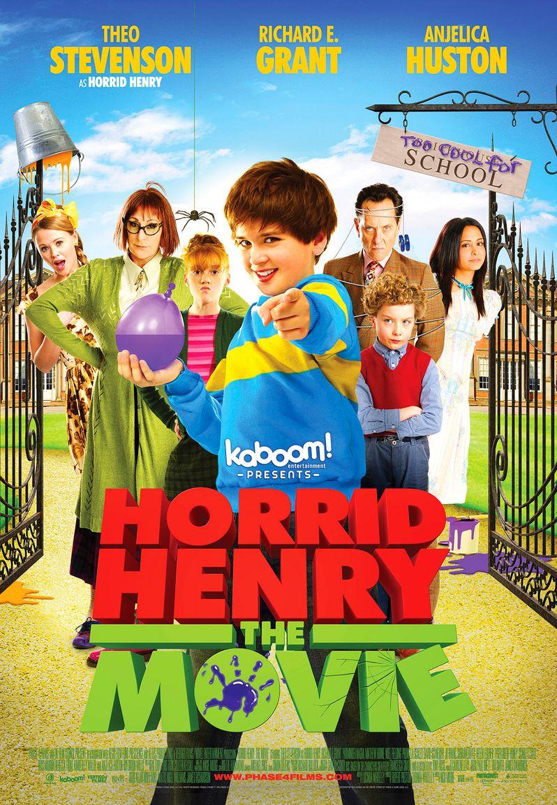Horrid Henry Poster