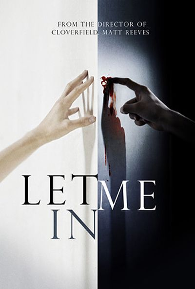 Let Me in Concept Poster #1