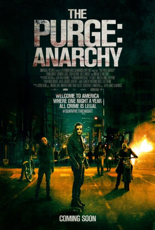 <strong><em>The Purge: Anarchy</em></strong> photo 1