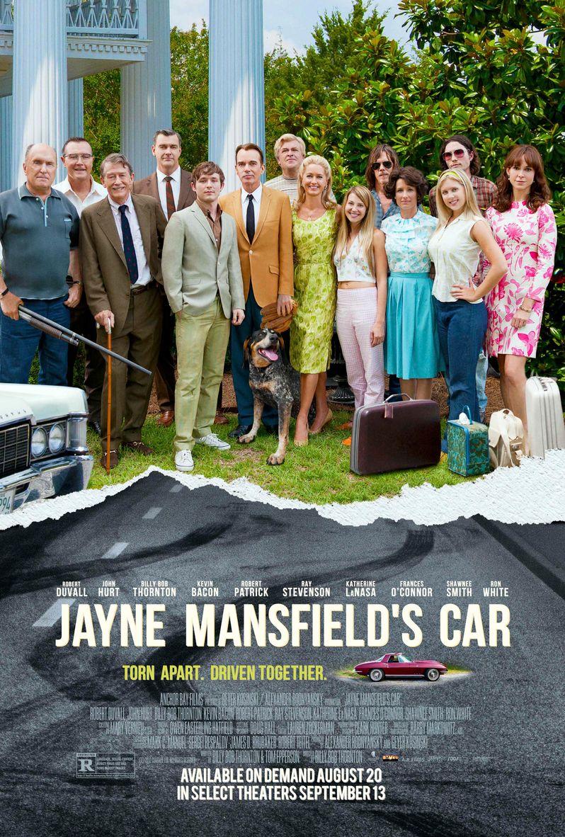 <strong><em>Jayne Mansfield's Car</em></strong> Poster