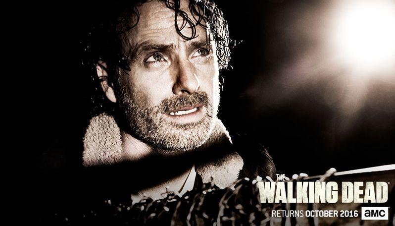 <strong><em>The Walking Dead</em></strong> Season 7 Rick Poster