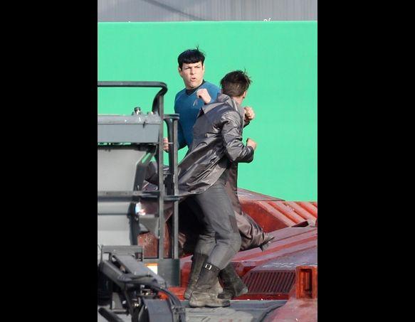 Star Trek 2 Set Photos #10