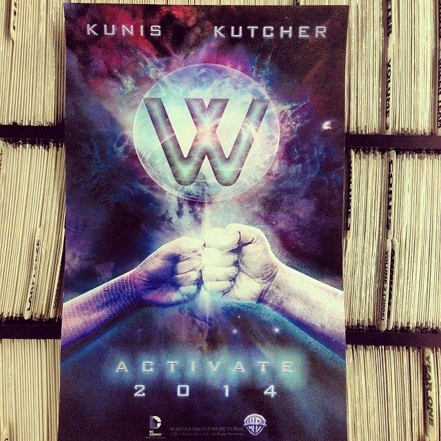 Wonder Twins Poster 2