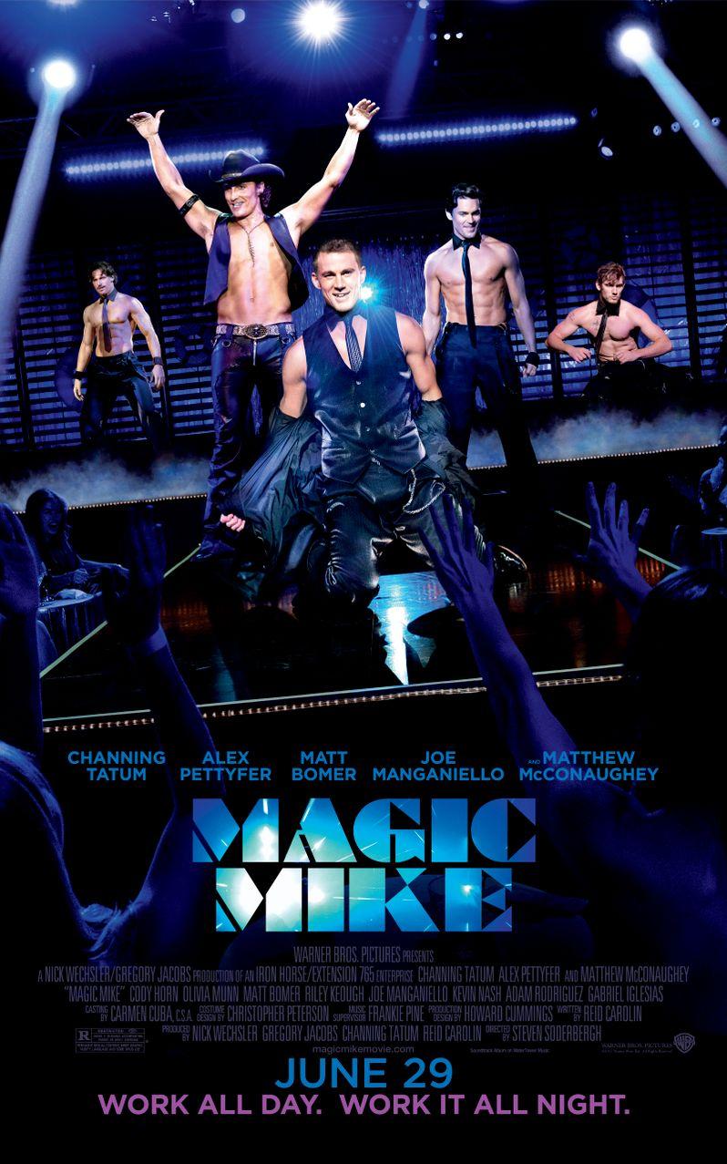 <strong><em>Magic Mike</em></strong> Poster #2