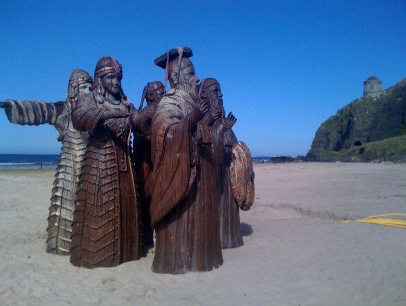 <strong><em>Game of Thrones</em></strong> Season 2 Set Photo #4