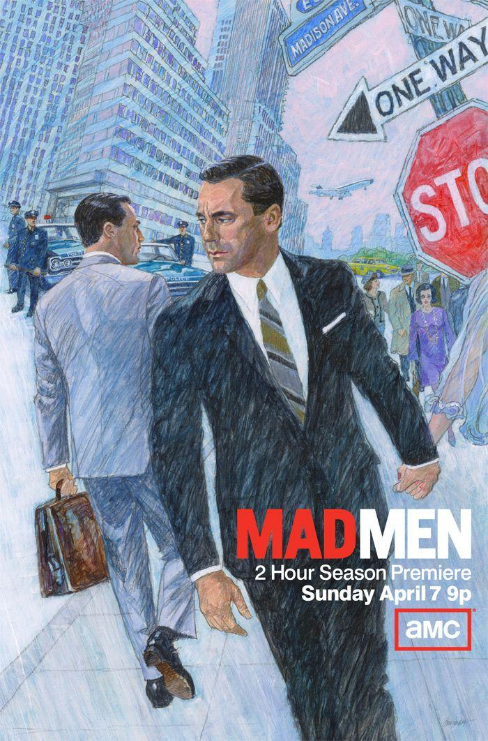 <strong><em>Mad Men</em></strong> Season 6 Poster