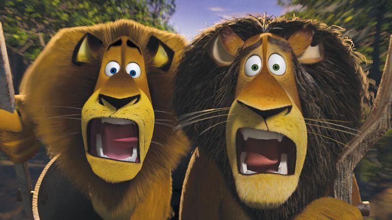 <strong><em>Madagascar: Escape 2 Africa</em></strong> Photo #1