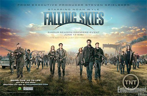 <strong><em>Falling Skies</em></strong> Season 2 Promo Art #4