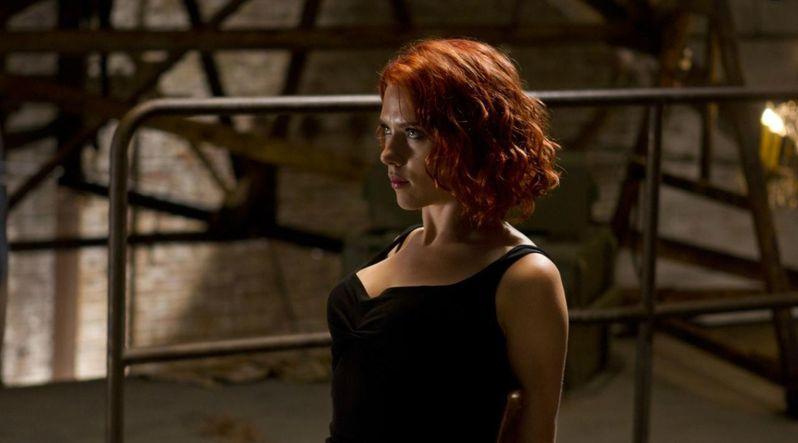 Black Widow Photo