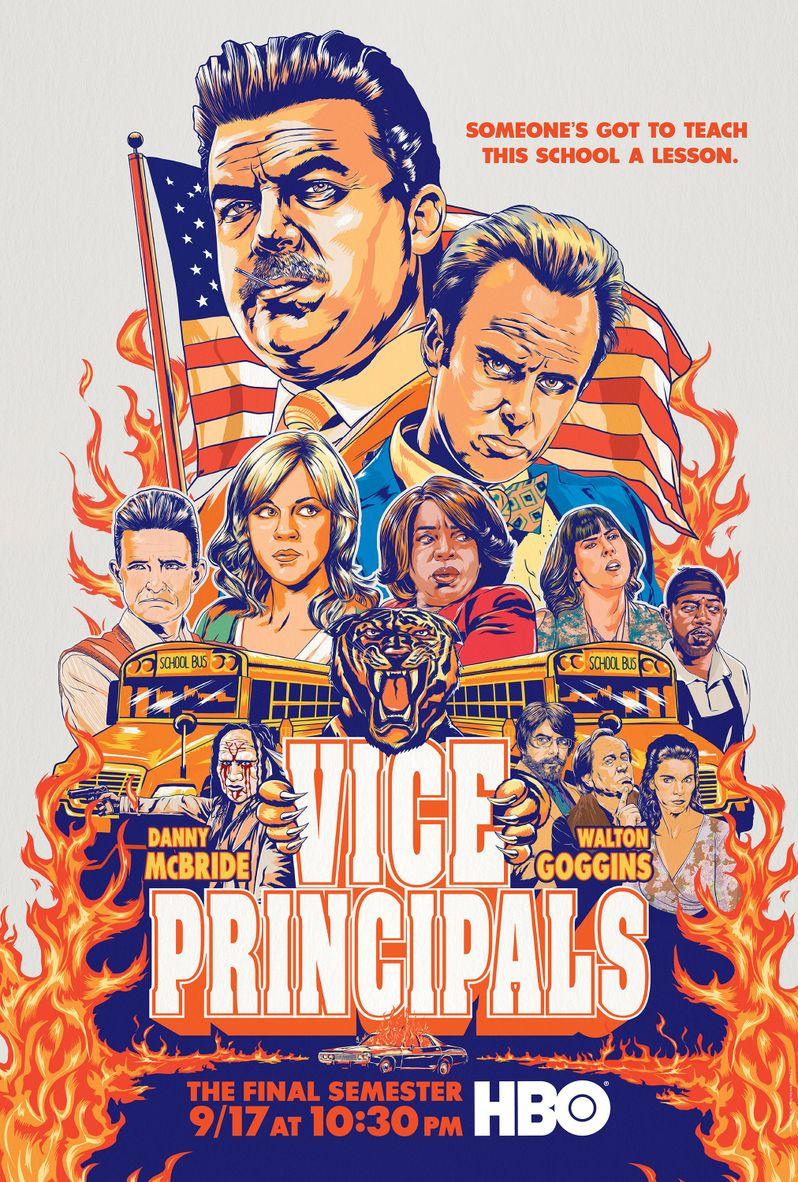 <strong><em>Vice Principals</em></strong> - Season 2 photo 1