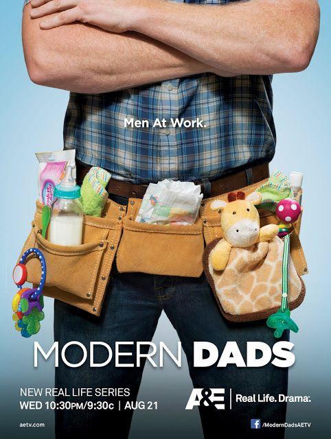 <strong><em>Modern Dads</em></strong> promo art