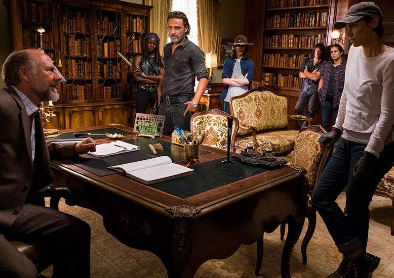 <strong><em>The Walking Dead</em></strong> Season 7 Photo 4