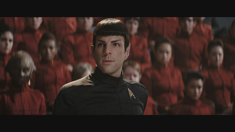 Spock (Zachary Quinto)