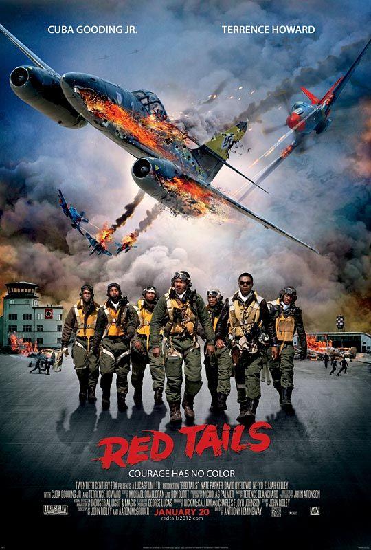<strong><em>Red Tails</em></strong> Poster #3