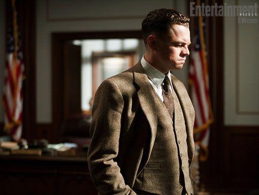 Leonardo DiCaprio in <strong><em>J. Edgar</em></strong> #2