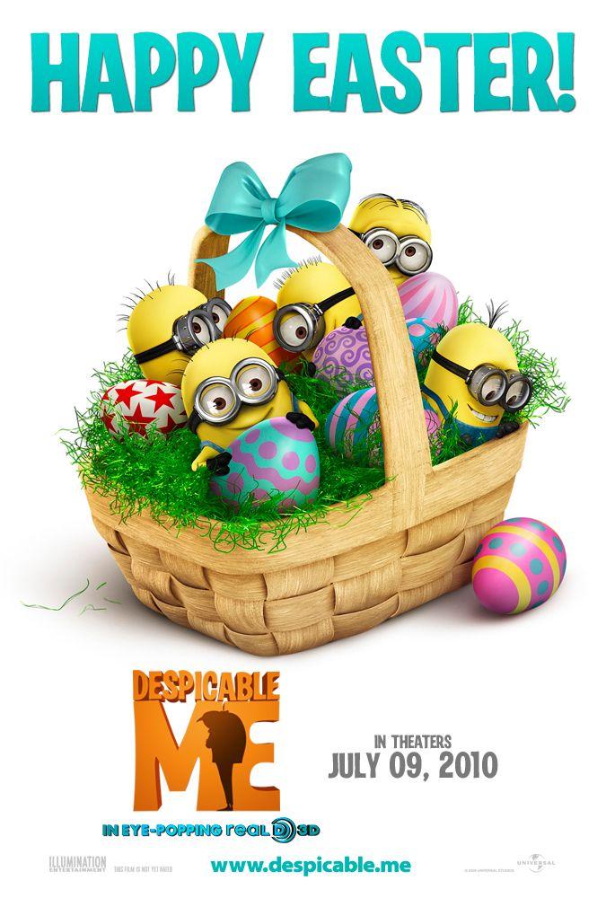 <strong><em>Despicable Me</em></strong> Easter Greeting