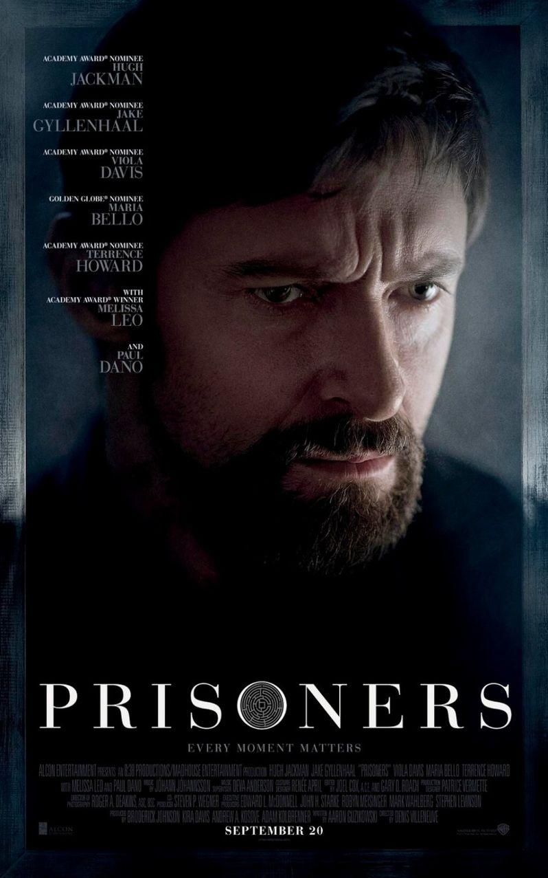 <strong><em>Prisoners</em></strong> Poster