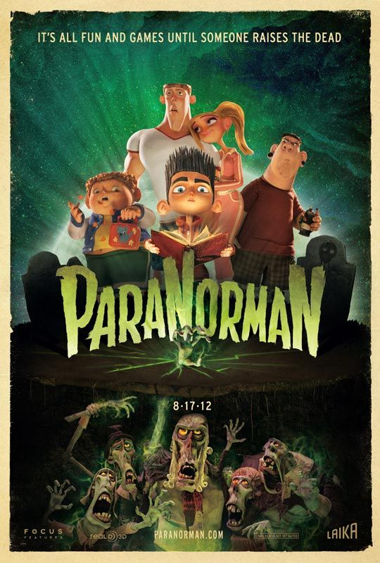 <strong><em>ParaNorman</em></strong> Poster #3