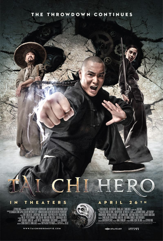 <strong><em>Tai Chi Hero</em></strong> Poster
