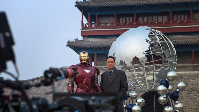 <strong><em>Iron Man 3</em></strong> Photo 1