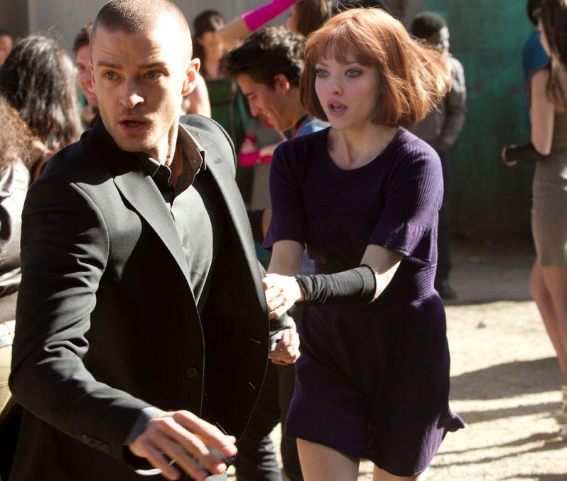 Justin Timberlake and Amanda Seyfried star