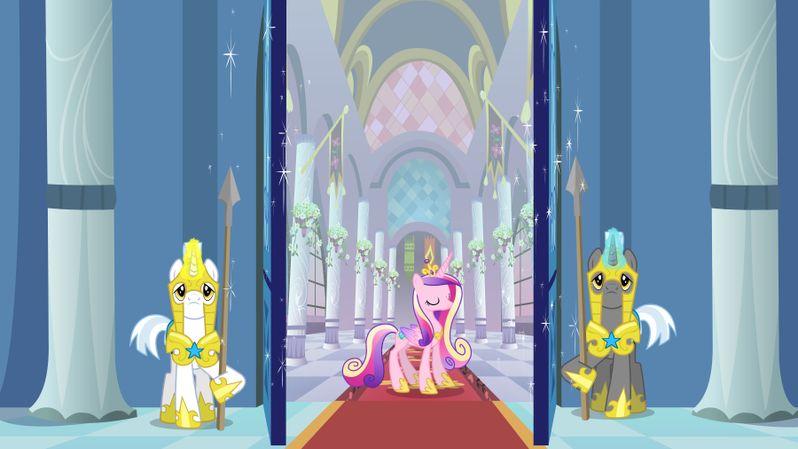My Little Pony Friendship Is Magic - A Canterlot Wedding Photo #3