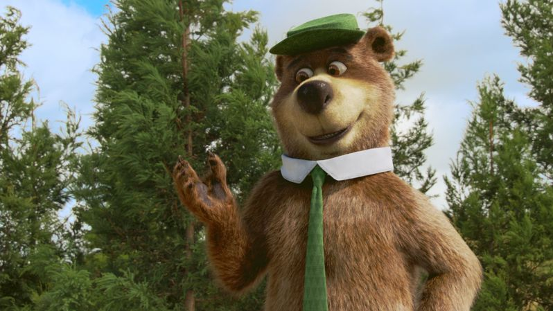 <strong><em>Yogi Bear</em></strong>