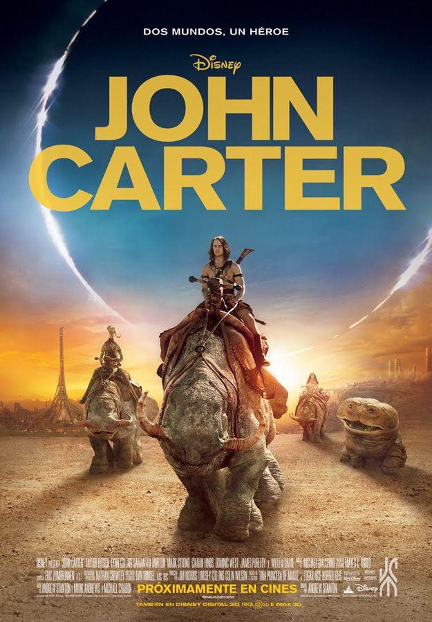 <strong><em>John Carter</em></strong> International Poster