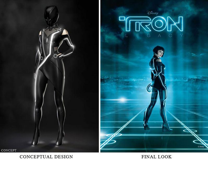 <strong><em>Tron: Legacy</em></strong> Concept Art Image #2