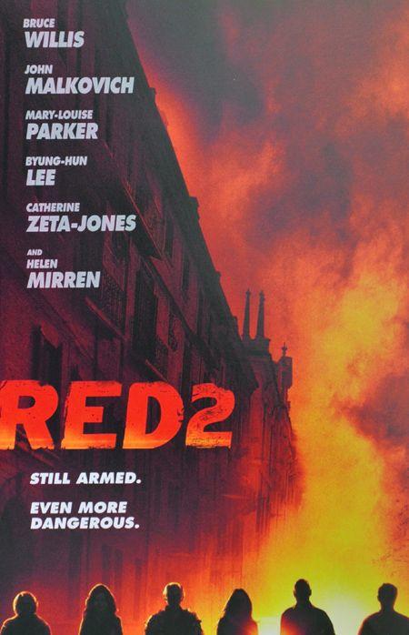 <strong><em>Red 2</em></strong> Poster