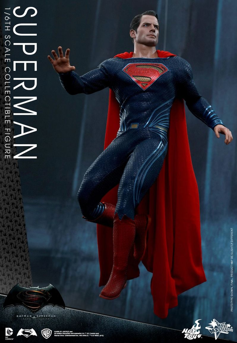<strong><em>Batman v Superman: Dawn of Justice</em></strong> Hot Toys Photo 30