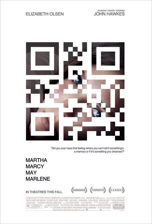 <strong><em>Martha Marcy May Marlene</em></strong> Poster #1