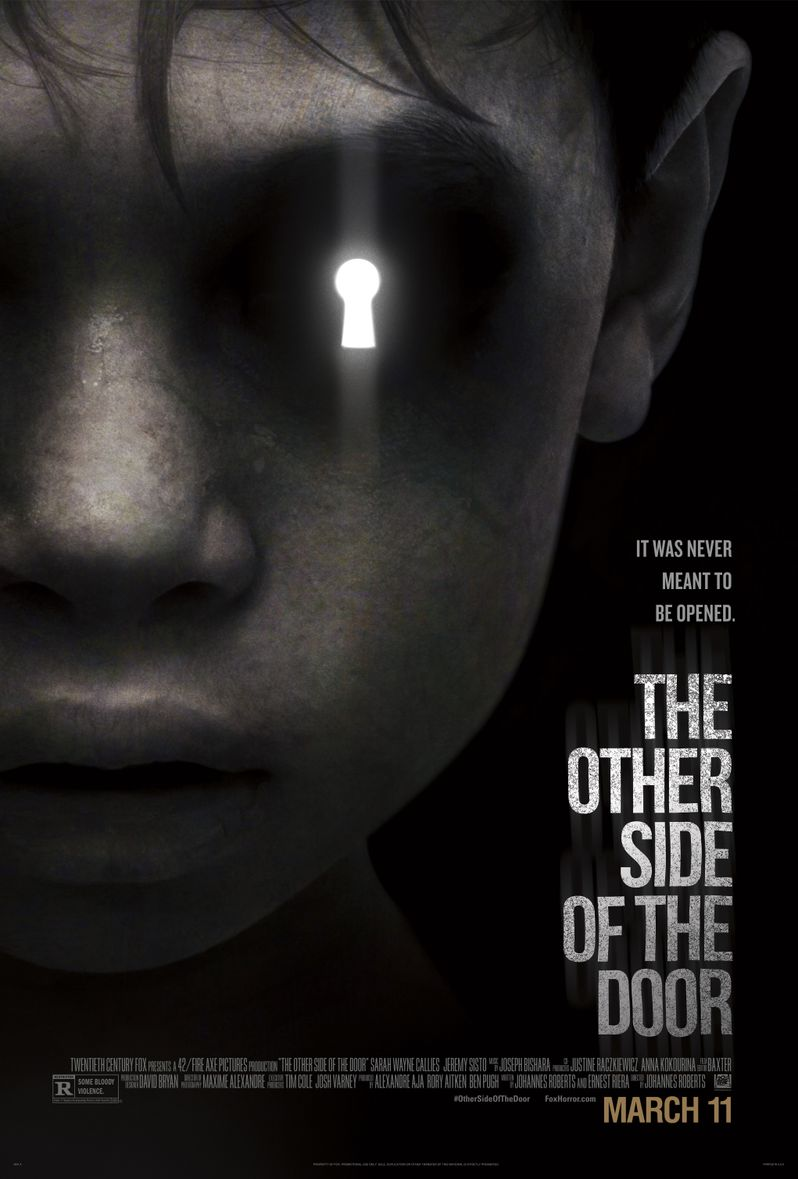 <strong><em>The Other Side of the Door</em></strong> Poster