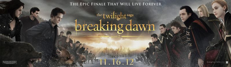 <strong><em>The Twilight Saga: Breaking Dawn - Part 2</em></strong> Banner