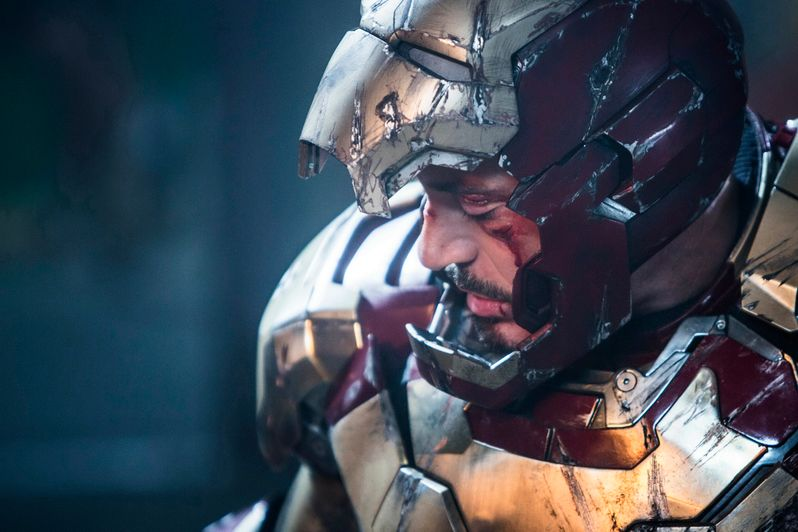 <strong><em>Iron Man 3</em></strong> Photo