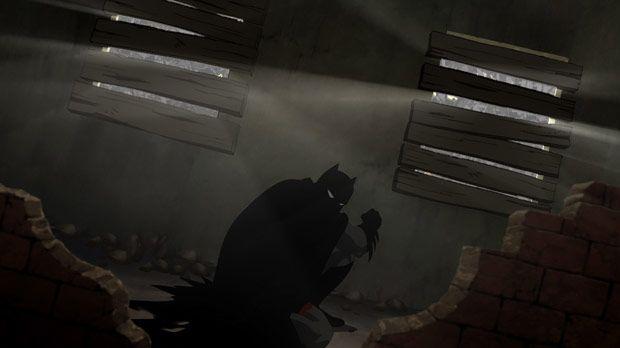 <strong><em>Batman: Year One</em></strong> Photo #1