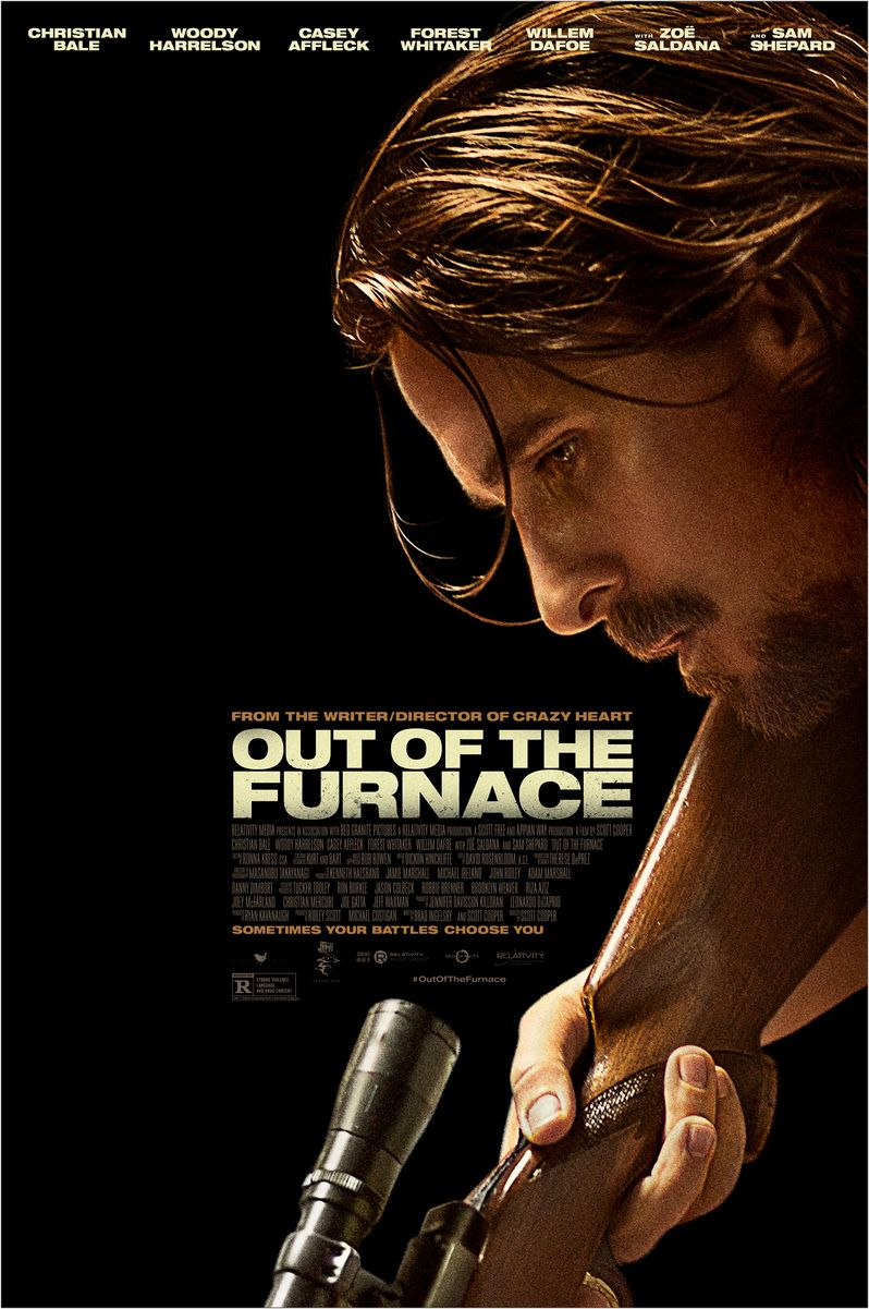 <strong><em>Out of the Furnace</em></strong> Poster